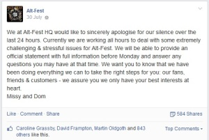 Alt-Fest - First Notice