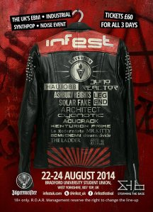 Infest 2014 to go ahead with new headliner