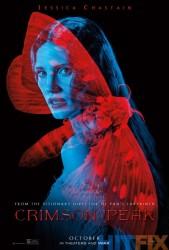 Crimson-Peak-Jessica-Chastain-Lucille-poster