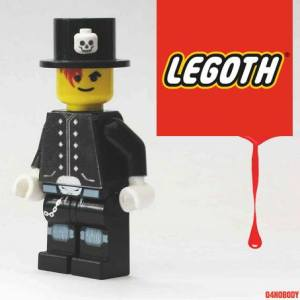 LeGoth is French for Goth!