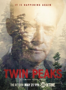 Twin Peaks by Showtime