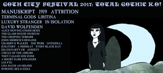 Goth City Festival 2017