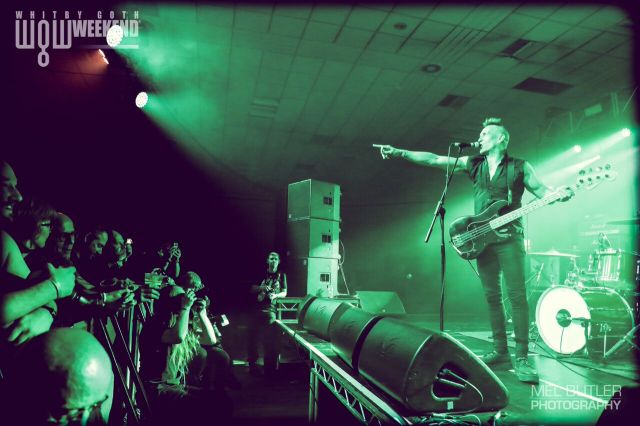 Membranes - Whitby Goth Weekend - Mel Butler Photography