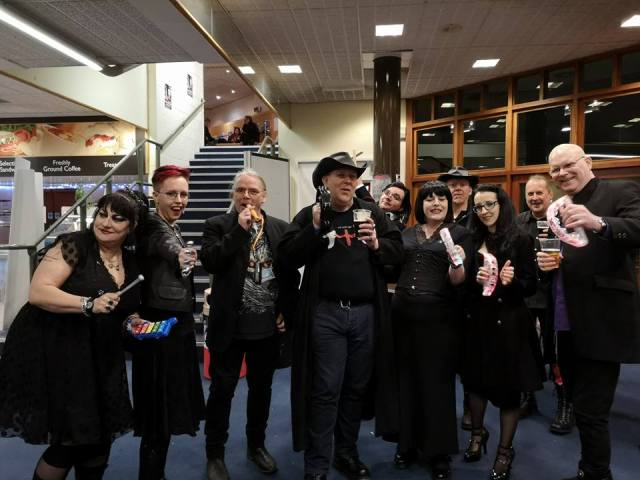 Whitby Goth Weekend April 2018