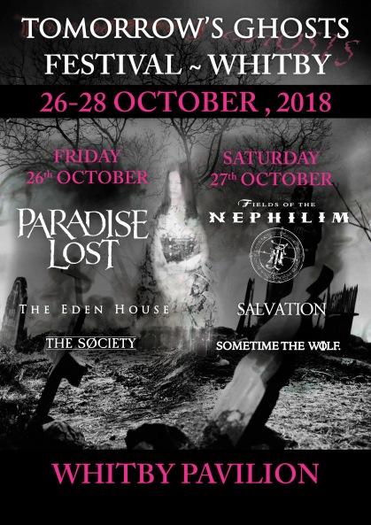 Tomorrow's Ghost festival