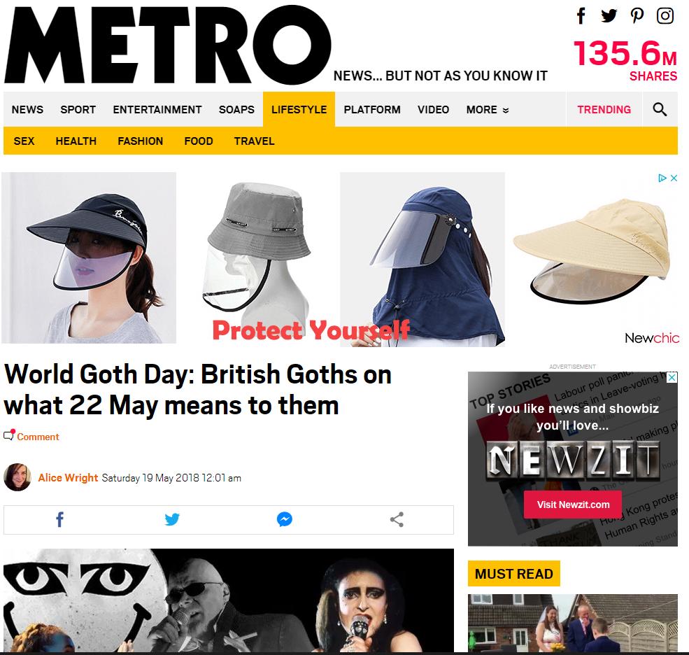 metro WGD 2018
