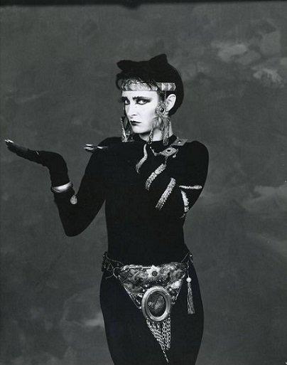 Siouxsie Sioux as Bastet